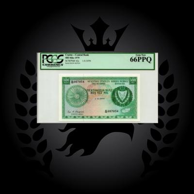 1.9.1979-500-mils-cyprus-pcgs-currency-66ppq-banknotes-planet-numismatics.1