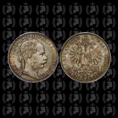 1884-2-florin-pcgs-ms64+-world-coins-austria-planet-numismatics.1